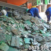 Контейнери за електронни отпадъци
